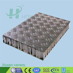 Material de construção de painéis de favo de Aço Inoxidável