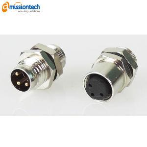 ケーブルが付いている真鍮の電気磁気コネクターアセンブリ