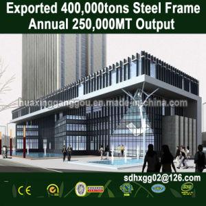 بناء سريعة كبيرة معدن بنايات