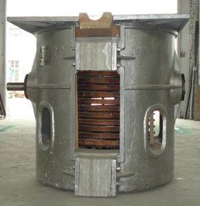 Forno di fusione di induzione per rame (GW-2T)