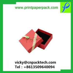 Пользовательские поля печати в розничной упаковке упаковка крышку дисплея и лоток Подарочная упаковка