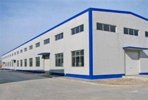 Gruppo di lavoro della costruzione veloce/fabbrica d'acciaio prefabbricati/prefabbricati /Warehouse