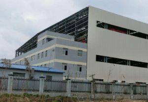 Gran / Amplia / Big Span Bastidor de la estructura de acero Edificio Comercial / Sala de Exposiciones Exposición /