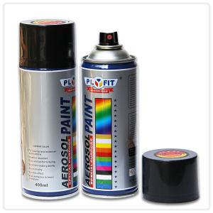 La alta temperatura resistente al calor de pintura en Spray Acrlic