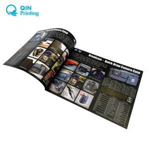 専門の商業無線綴じカタログの印刷