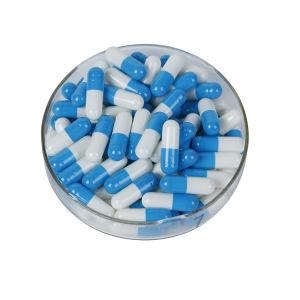 Пустой желатин жесткий капсулы для медицины упаковка
