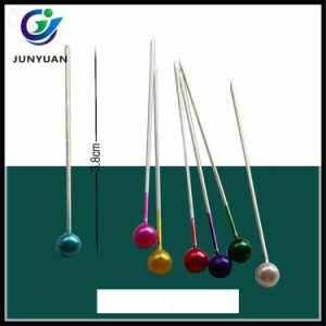 QCのスタッフは品質に長い針の折りえりPinを保障する