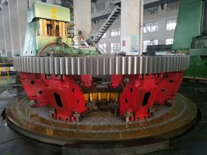 Pengfa는 광산 기업 장비를 위한 킬른을%s 둘레 기어를 공급한다