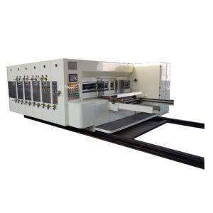 Alimentador automático Impressora Flexo Slotter Máquina Diecutter