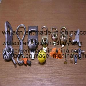 Le bâtiment les composants en métal courbé l'axe de levage de l'ancre de béton préfabriqué