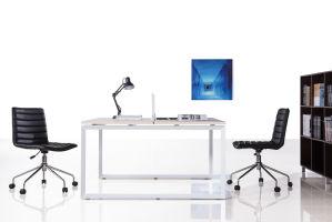 アーム(HT-810B-1)のない中国の新しい設計事務所の家具