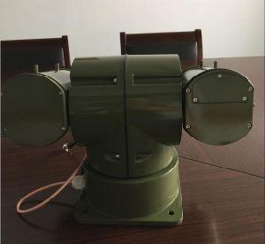 300mレーザータンク防弾自動車のための軍PTZ CCTVのカメラ