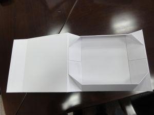 Vakje van de Gift van het document het Stijve met Magnetisch Deksel
