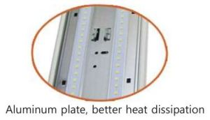 IP65 Водонепроницаемый светодиодный индикатор Tri-Proof 1,2 м на складе завода