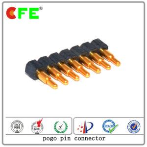 contatti elettrici di Pin di 7pin SMT Pogo per telecomando del morsetto