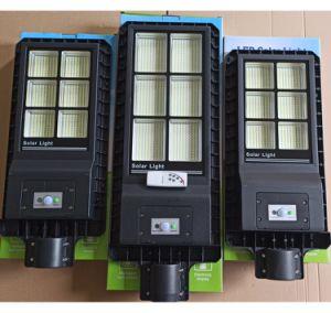 Yaye 2021 Hot vender 300W/200W/100W integrado todos en una calle la luz solar con sensor de movimiento del mando a distancia con protección IP65 LÁMPARA DE LED