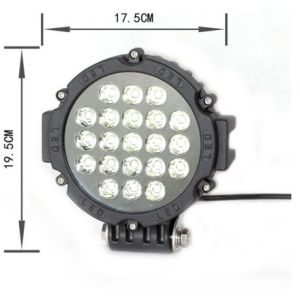 LED作業ライト高い内腔の極度の明るい