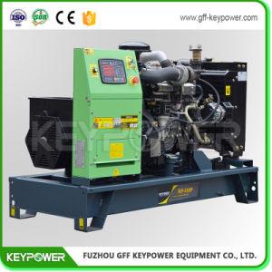 35kVA는 유형 힘 Isuzu 디젤 엔진 발전기 세트를 연다