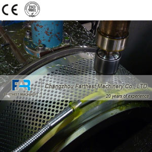 専門の応用餌の製造所のステンレス鋼は停止する