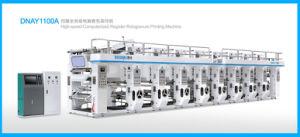Machine D'impression Automatisée à Grande Vitesse de Rotigravure de Registre (DNAY1100A)