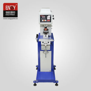 Dongguan Tampo 펜 & 골프 공을%s 기계를 인쇄하는 1개의 색깔 잉크 컵 펜 패드 인쇄 기계