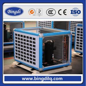 Image réel Copeland compresseur Les petits du ventilateur du refroidisseur d'air