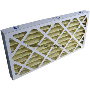 De karton Geplooide Filter van de Lucht (F5)