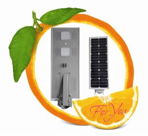 IP65 Водонепроницаемый светодиодный индикатор использования солнечной энергии для установки вне помещений