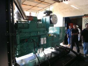 550kVA/440kw Cummins Engine Good Diesel Generator Price