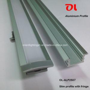 Alp2507 nehmen Strangpresßling für LED-Streifen-Aluminium-Profil ab