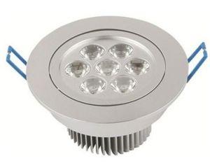 LED de alta potencia Lámpara de techo, lámpara 7W, 5W 9W POR LA LUZ DEL TUBO LED
