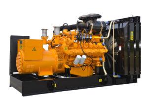 200-2000kw Gás Natural do gerador de gás industrial de construção