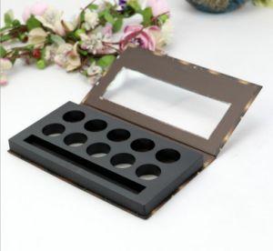 口紅およびマニキュアのアプリケーションのための透過Windowsが付いているカスタマイズされた特殊紙カバー装飾的なボックス