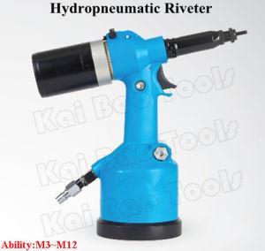 Remachadora de aire hidroneumático para M3 - M12 remache