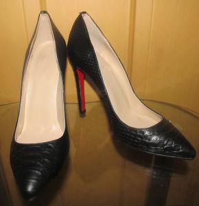 Tacón de Moda chicas Zapatos de Vestir (HCY02-1495)