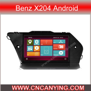 Benz X204 (GLK 300/GLK 350)를 위한 특별한 Car DVD Player Android (AD-9312)