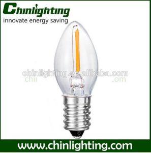 Neues Mini LED E14 Bulb C7, Mini LED Bulb 0.5W