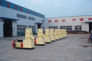 Granulés de bois Appuyez sur la machine (SKJ)
