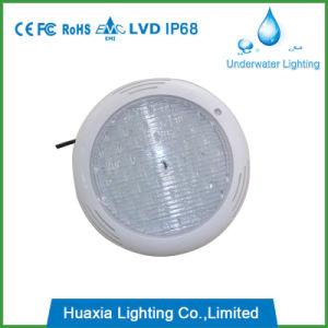 Indicatore luminoso subacqueo della piscina del LED riempito nuova resina