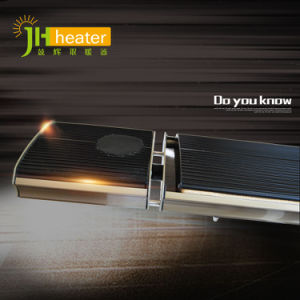 音楽プレーヤーが付いている電気赤外線放射ヒーターを熱する新しい高品質のファン