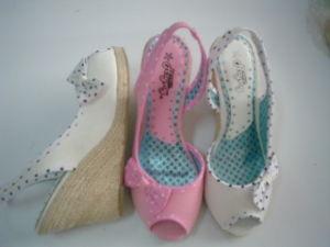 Les talons de chaussures de filtre en coin (A02-10)