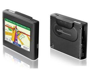 El Navegador GPS con pantalla táctil de 3,5 pulgadas con FM (GP6352)