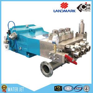 pompe à plongeur à haute pression utilisée hydraulique du tunnel 270MPa (UU33)