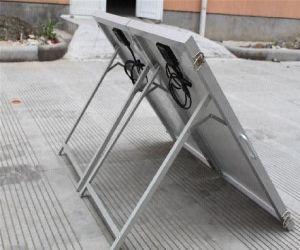 2개의 PCS 위원회를 위한 휴대용 태양 설치