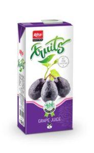 Traube 1L Saft-Vietnam Hersteller-SOEM Fruit Saft-Von Rita Brand