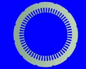 De Laminering van de stator - 1