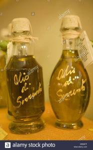Bottiglia verde, bottiglia della maniglia, la bottiglia con la maniglia
