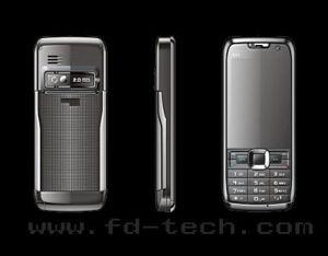 De Telefoon van TV van de vierling (D71i)