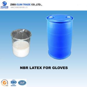 Carboxil estireno butadieno látex de borracha SBR luvas de látex
