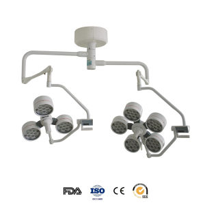二重ヘッド病院の使用操作ライト(YD02-LED3+5)